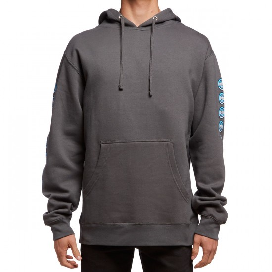 Independent Quatro Pullover Hoodie - Charcoal