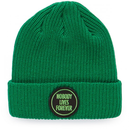 Creature Nobody Beanie - Green