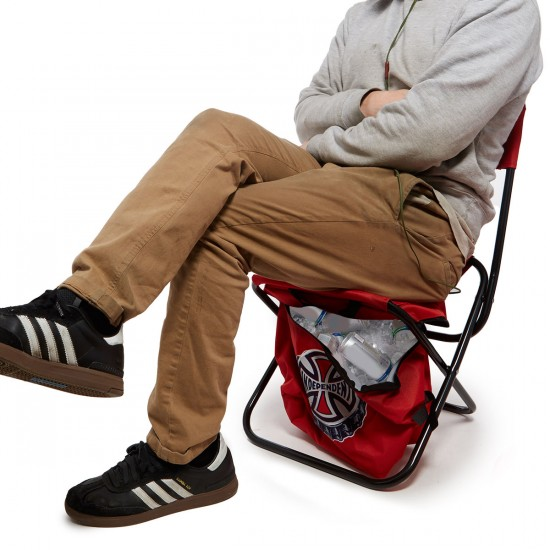 Independent Only Choice Cooler Chair - Red