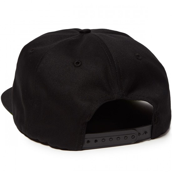 OJ OJ2 Elites Adjustable Snapback Hat - Black