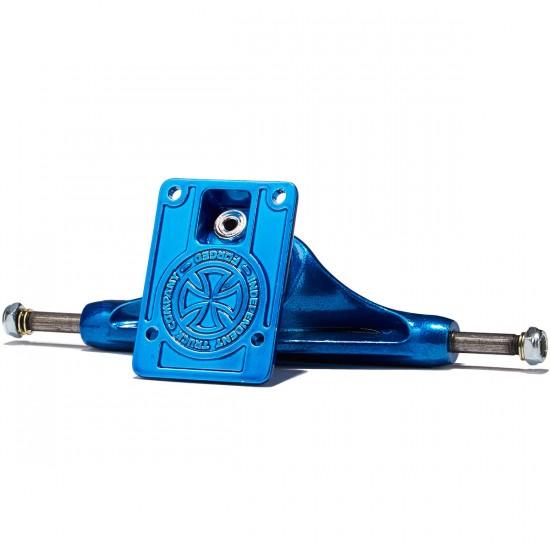 Independent Stage 11 Forged Hollow Ano Skateboard Trucks - Blue