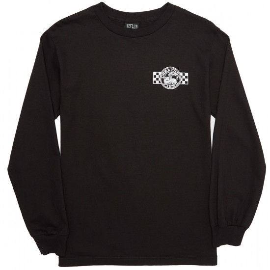 Creature Strike Fast Long Sleeve T-Shirt - Black