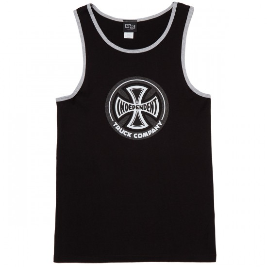 Independent 88 T/C Fit Tank Top - Athletic Heather