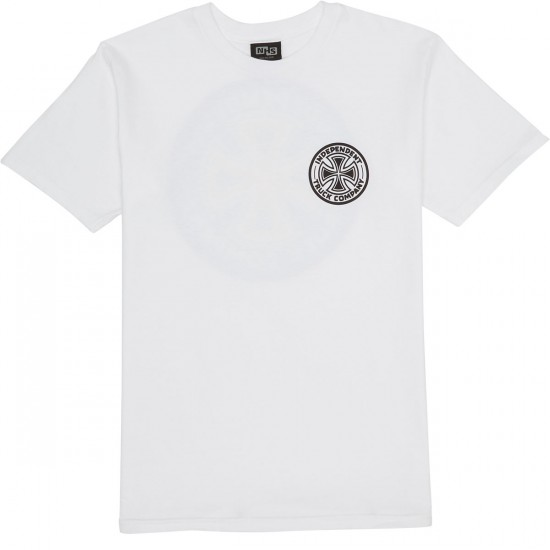 Independent Colors T-Shirt - White