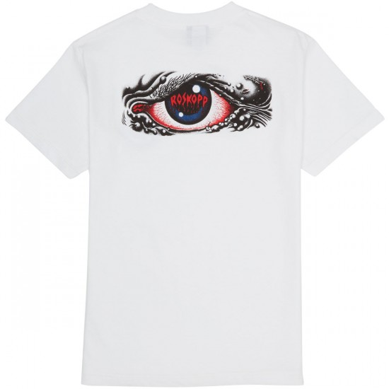Santa Cruz Rob Eye T-Shirt - White