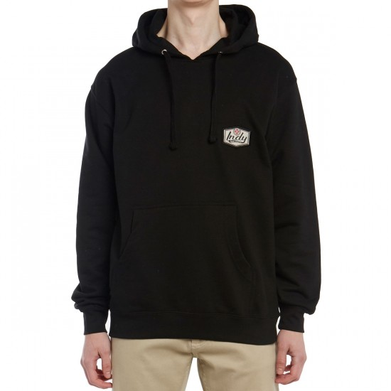 Independent Indy Patch Pullover Hoodie - Black