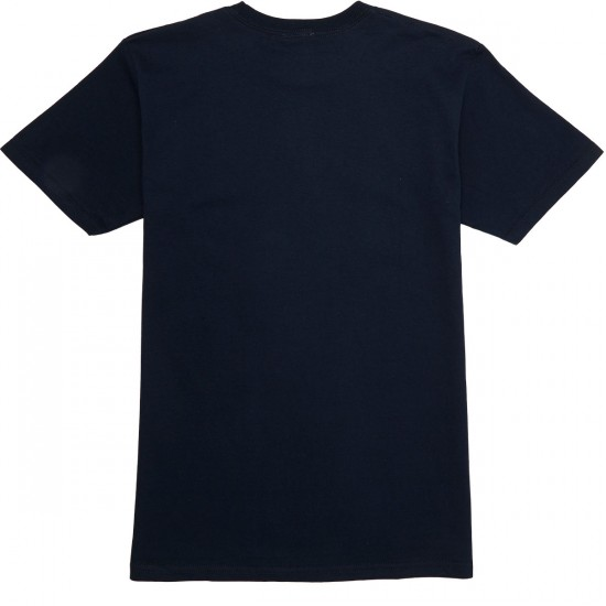 Independent Label T-Shirt - Navy