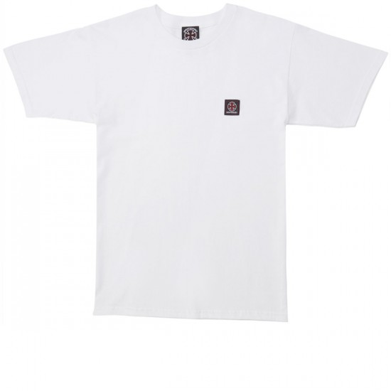 Independent Label T-Shirt - White