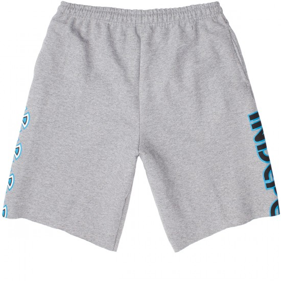 Independent Chop Bar Sweat Shorts - Oxford
