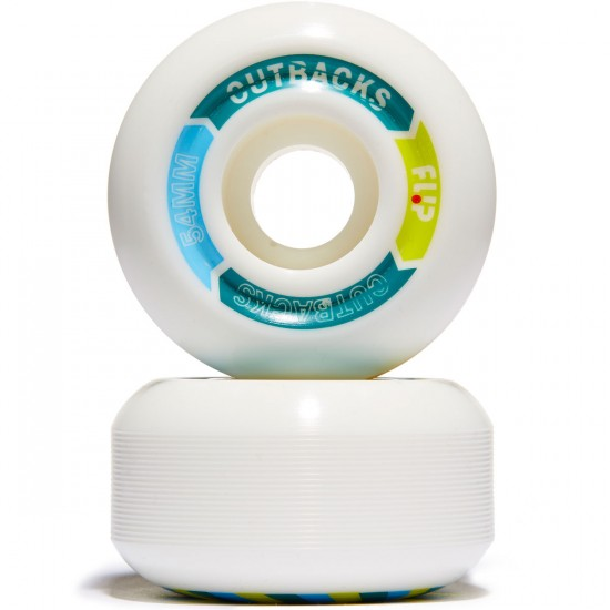Flip Cutback 99a Skateboard Wheels - 54mm