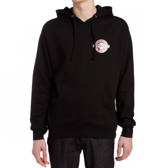 Independent X CCS Accept No Substitutes Pullover Hoodie - Black