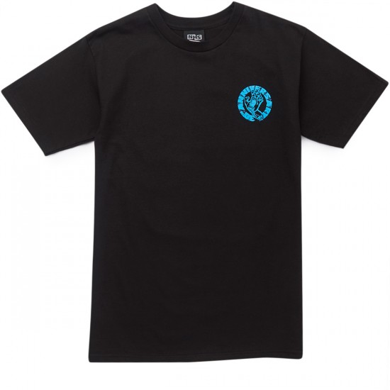 Santa Cruz Tallboy Hand T-Shirt - Black
