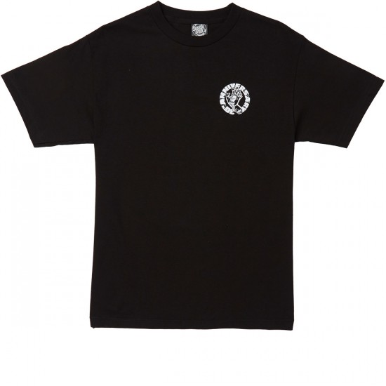 Santa Cruz Zosen Hand T-Shirt - Black