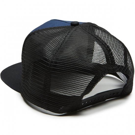 Santa Cruz Phillips Hand Trucker Hat - Black