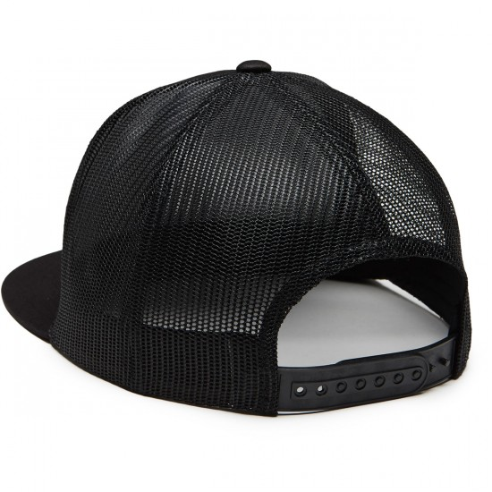 Independent OG Flexfit Trucker Hat - Black