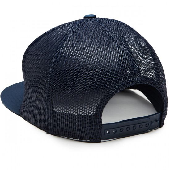 Independent OG Flexfit Trucker Hat - Navy