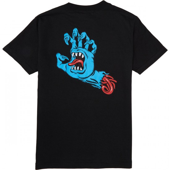 Santa Cruz Phillips Hand T-Shirt - Black