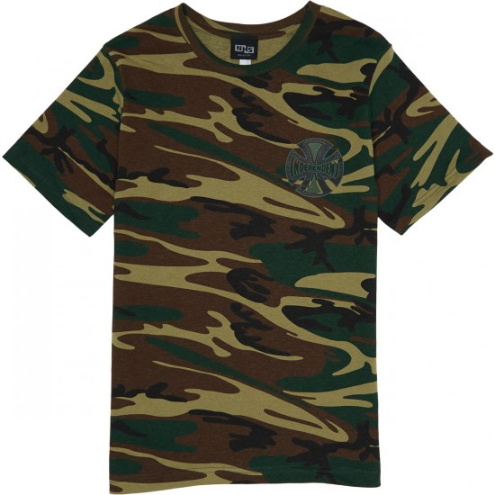 Independent Concealed T-Shirt - Camo