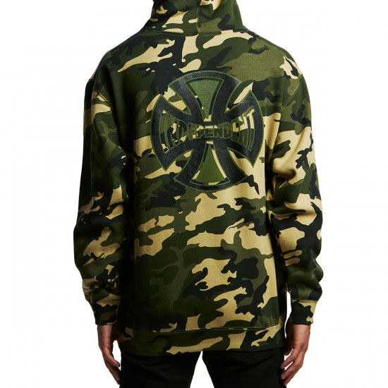 Independent Concealed Pullover Hoodie - Camo