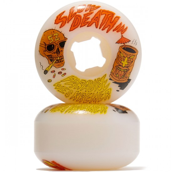 OJ Kremer Slow Death EZ EDGE Skateboard Wheels - 52mm 101a