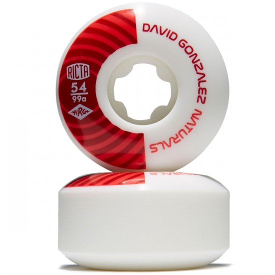 Ricta Gonzalez Pro Naturals 99a Skateboard Wheels - 54mm