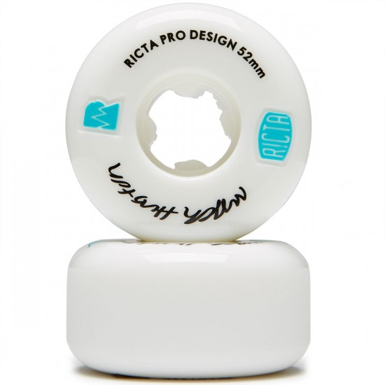 Ricta Nyjah Huston PRO 99a Skateboard Wheels - 52mm