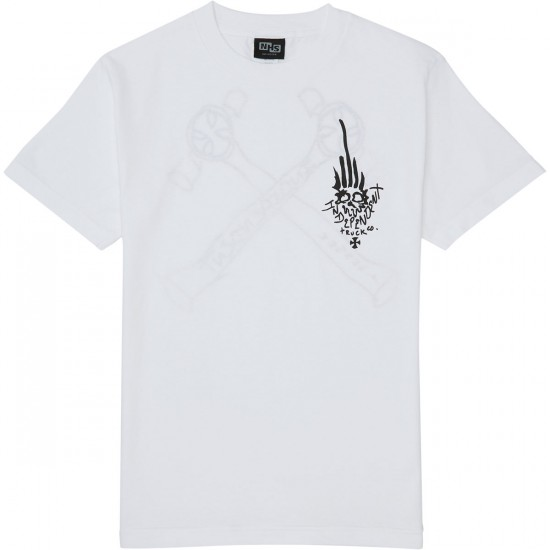 Independent Jessee T-Shirt - White