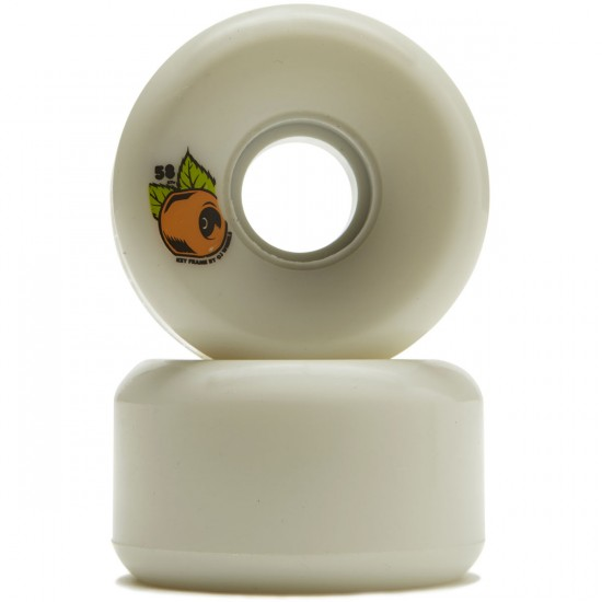 OJ Plain Jane Keyframe 87a Skateboard Wheels - 58mm