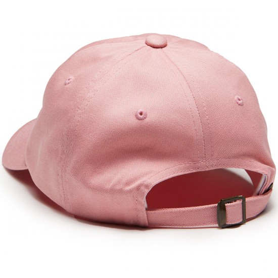 Santa Cruz Screaming Hand Baseball Hat - Pink