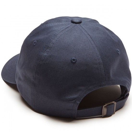 Santa Cruz Screaming Hand Baseball Hat - Navy