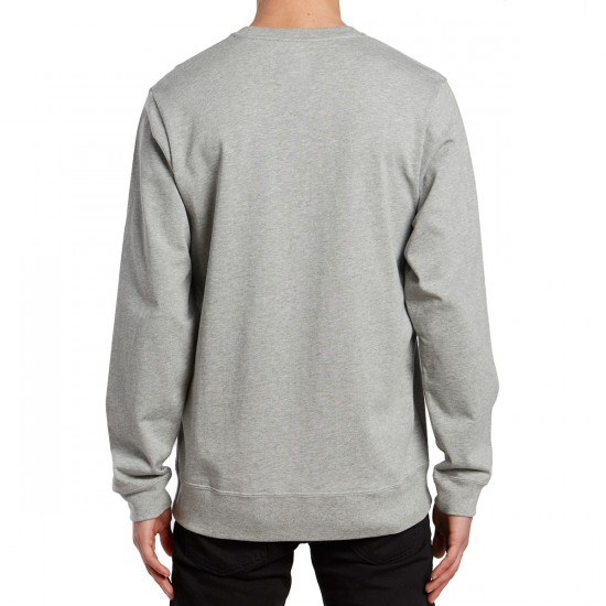 Nike SB Long Sleeve T-Shirt - Dark Grey Heather