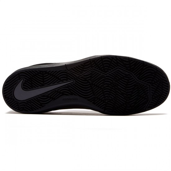 Nike SB Stefan Janoski Hyperfeel Shoes - Black/Anthracite/Black - 8.0