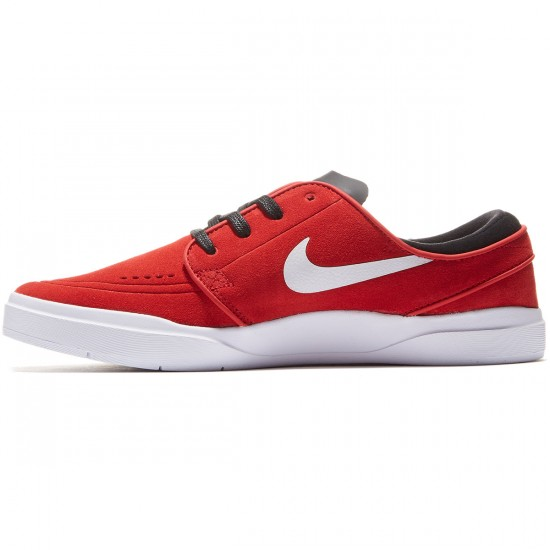 Nike SB Stefan Janoski Hyperfeel Shoes - Red/Black/Crimson/White - 8.0