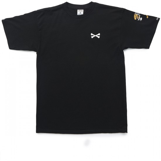 Crooks and Castles Rider T-Shirt - Black