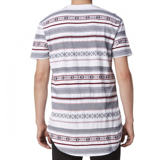 Crooks and Castles Lost Tribe Shirt - White Multi