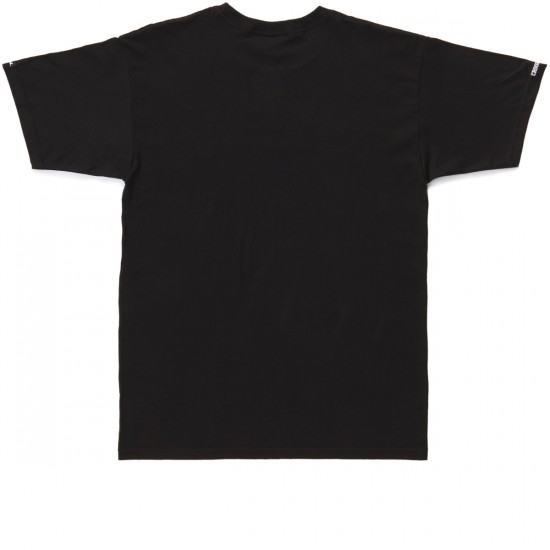 Crooks and Castles Timeless T-Shirt - Black