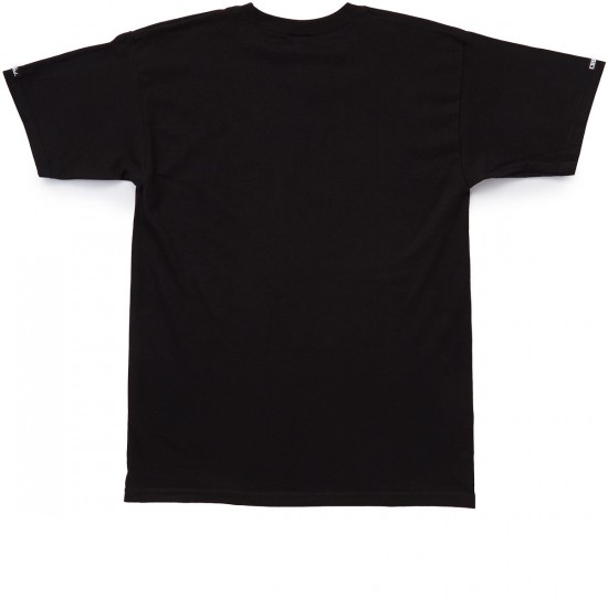 Crooks and Castles The Most Infamous T-Shirt - Black