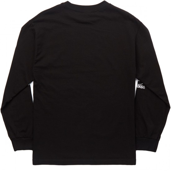 Crooks and Castles Crooks Live Sweatshirt - Black