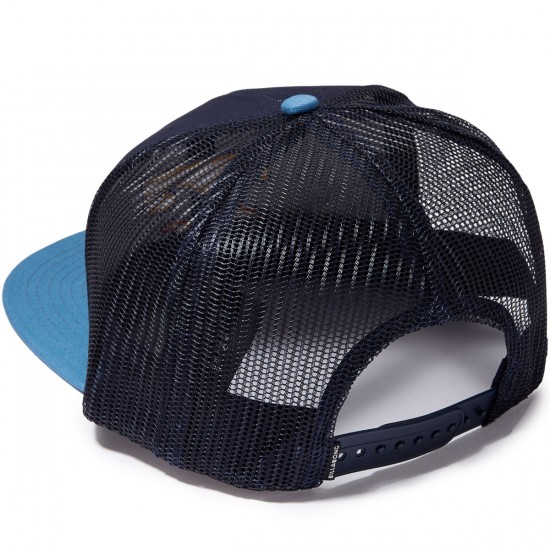 Billabong All Day Trucker Hat - Powder Blue