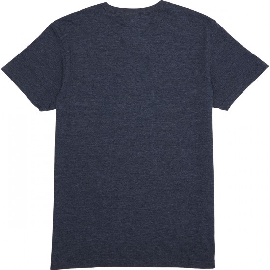 Billabong Enter T-Shirt - Indigo Heather