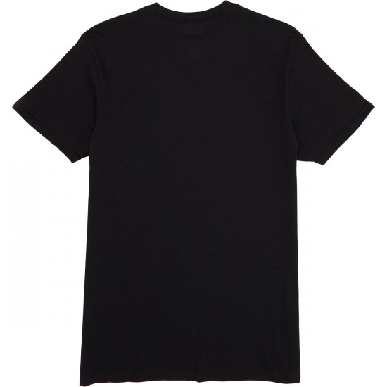 Billabong Team Wave T-Shirt - Black