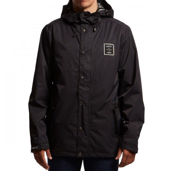 Salty Crew Piky Jacket - Charcoal