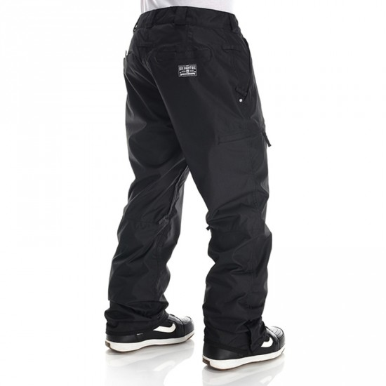 686 Authentic Standard Snowboard Pants - Black