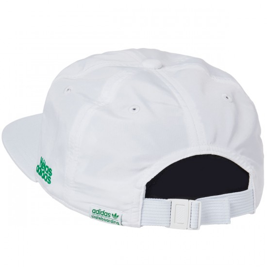 Adidas X Helas 6 Panel Hat - White
