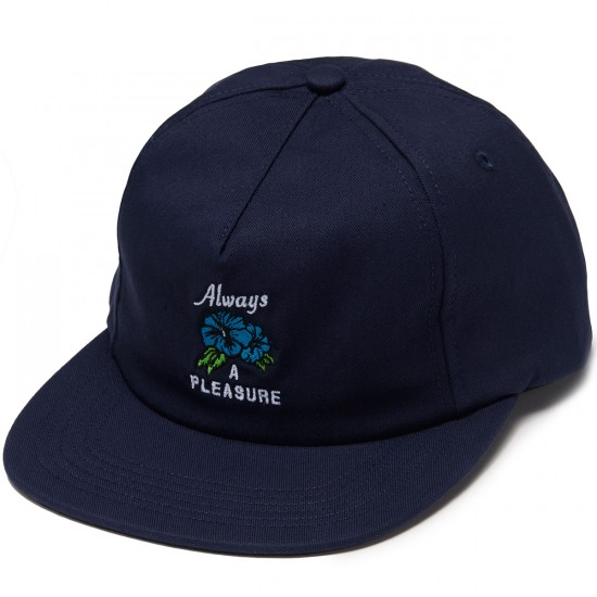 Good Worth & Co. Always A Pleasure Hat - Navy
