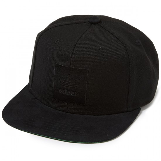 Adidas Thrasher Hat - Black/Black