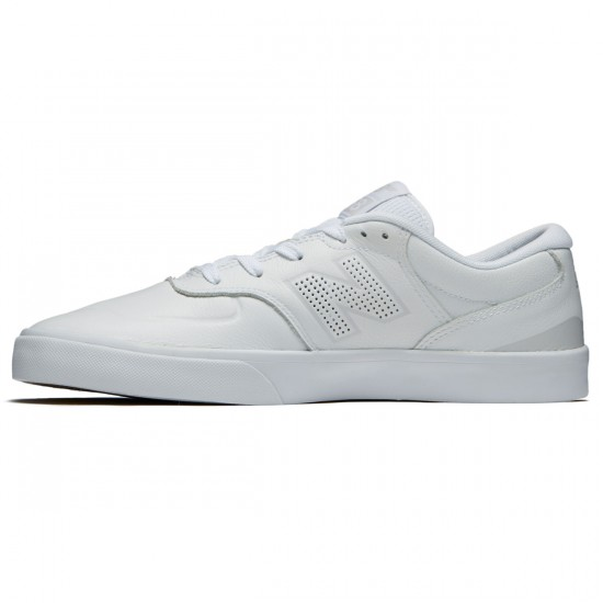 New Balance Arto 358 Shoes - White/White - 8.0