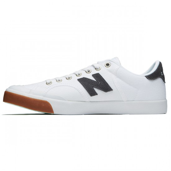 New Balance Pro Court 212 Shoes - White/Gum