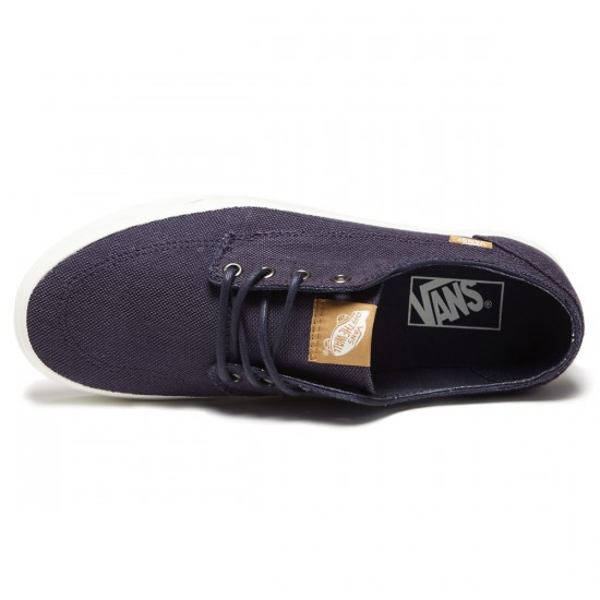 Vans Brigata Shoes - Indigo/Blueprint/Parisian Night - 8.0