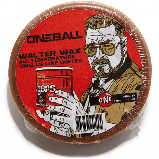 One Ball Jay Walter All Temp Snowboard Wax - 130g